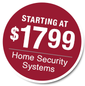 Starting at $17.99 - Home Security Systems