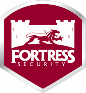 Fortress Secuirty Shield Logo
