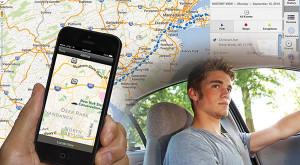 GPS vehicle tracking