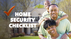 Home security checklist, from Fortress Security TX