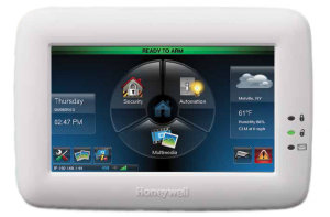 Honeywell Tuxedo Touch Equipment