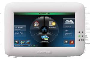 Honeywell Tuxedo Touch Equipment