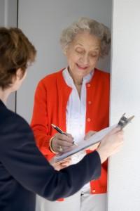Protect Yourself from door-to-door home security sales