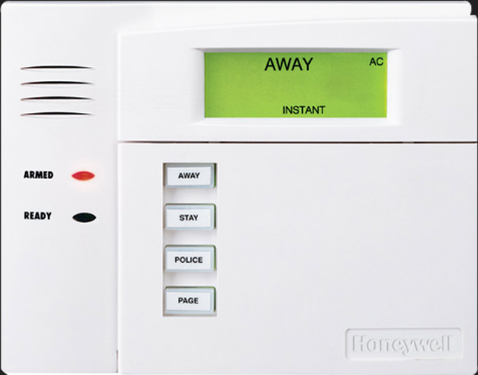 Security System Keypads Amp Interfaces Dallas Fort Worth Tx