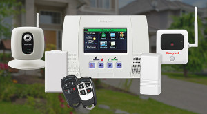Professional Security System Installation