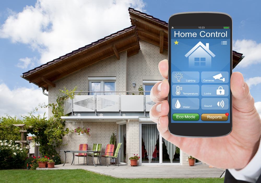 Home Automation And Remote Monitoring The Simple Way To