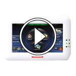 Honeywell Tuxedo Touch - Play Video