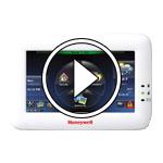 Honeywell Tuxedo Touch - Play Video